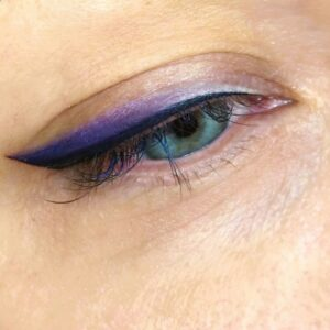 Татуаж глаз (век)