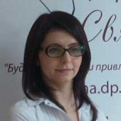 Седлецкая Елена Мечиславовна