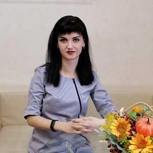Гончарова Анна Викторовна