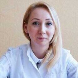 Лященко Юлия Викторовна