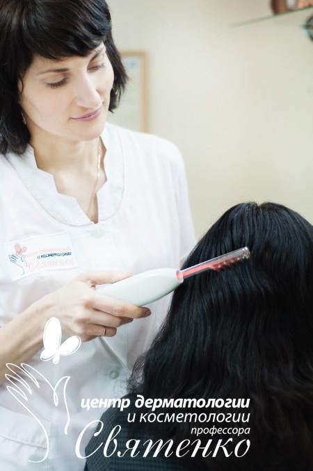 Дарсонваль для лечения волос и кожи головы в г. Днепропетровск.