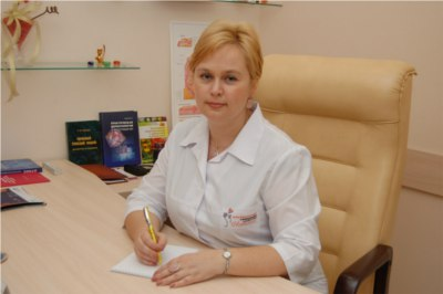 Дерматолог нашей клиники Святенко Татьяна Викторовна.