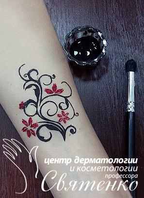 Роспись хноей в Днепропетровске.