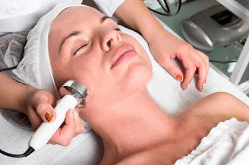 Фотография ультразвуковой терапии